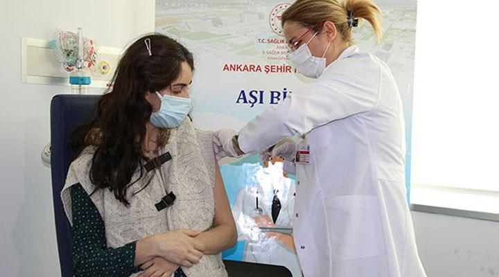Bilim Kurulu Üyesi Prof. Dr. Yiyit: Yoğun bakımlarda üçüncü dozunu yaptırmamış hastalar artıyor