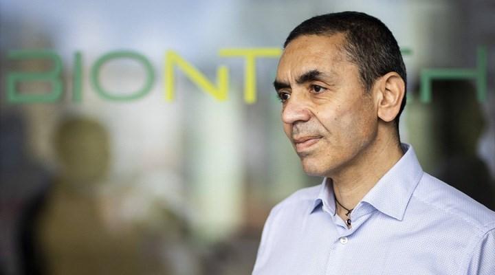 Biontech CEO'su Şahin: Aşı Delta varyantına karşı etkili