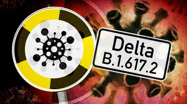 DSÖ: Delta varyantının küresel olarak baskın tür olması bekleniyor