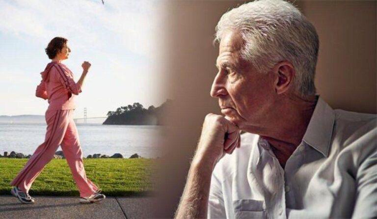 Hareketsiz yaşam alzheimer riskini 2 kat arttırıyor