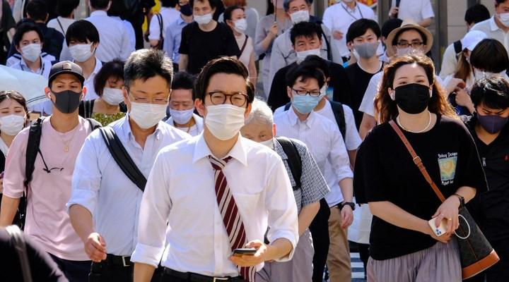 Japonya'da 3 gün üst üste vaka rekoru kırıldı