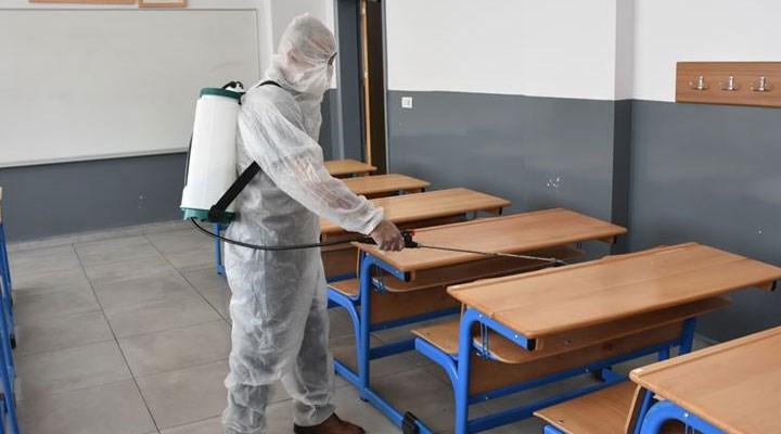 Kocaeli'de 5 günde 67 sınıf izolasyona alındı