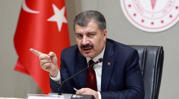 Sağlık Bakanı: Birçok gencimiz Kovid-19 riskinin daha az olduğu yerlerde okumaya hazırlanıyor