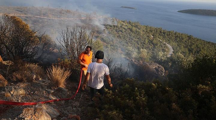 TÜSAD uyardı: Orman yangınları solunum sağlığı için de büyük tehdit